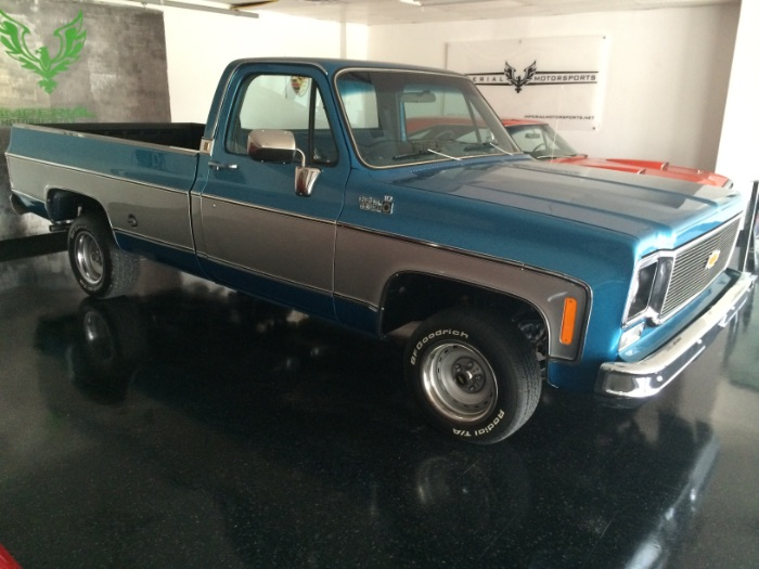 1977 Chevrolet C10 HD Truck