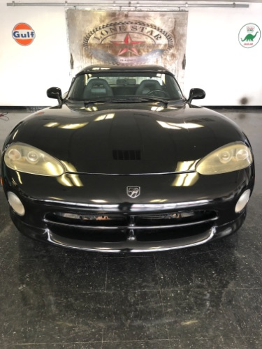 1994 Dodge Viper Hennessey