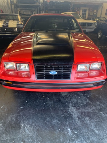 1983 Ford Mustang Hatch back
