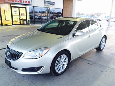 2015 Buick Regal Fleet 4dr Sedan