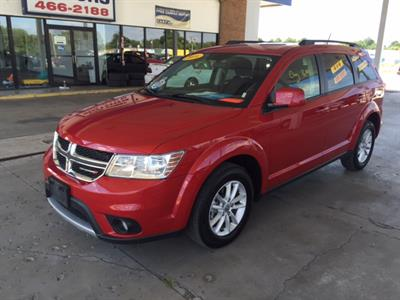 2016 Dodge Journey SXT AWD 4dr SUV