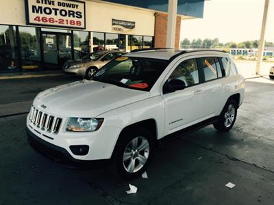 2016 Jeep Compass Sport 4x4 4dr SUV
