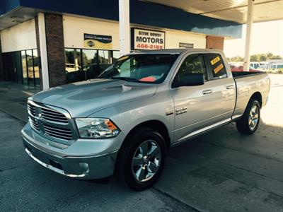 2016 RAM Ram Pickup 1500 Big Horn 4x4 4dr Quad Cab 6.3 ft. SB Pickup