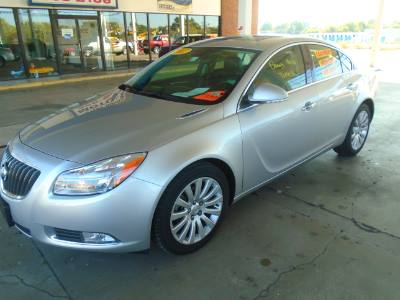 2012 Buick Regal Premium 1