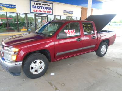 2007 Chevrolet Colorado LT w/2LT