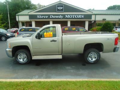 2007 Chevrolet Silverado 2500HD Work Truck