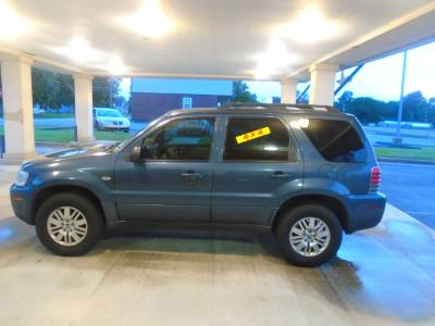 2006 Mercury Mariner Convenience
