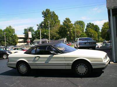 1990 Cadillac Allante' convertable