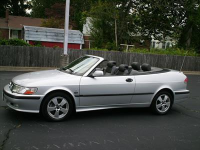 2003 Saab 9.3 SE CONVERTABLE