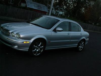 2007 Jaguar X-TYPE ALL WHEEL DRIVE