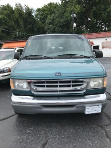 1998 Ford Econoline Cargo Van Recreational