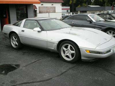 1996 Chevrolet Corvette COLLECTOR ADDITION