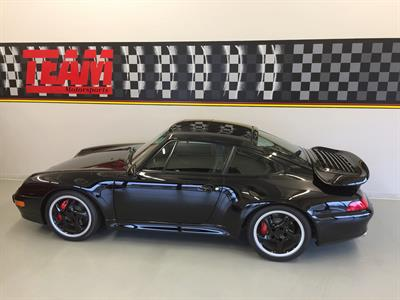 1997 Porsche 911 Turbo Coupe