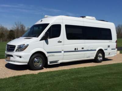 2014.5 Mercedes-Benz Sprinter Airstream Interstate 3500 24'4