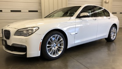 2014 BMW 7 Series 750i xDrive
