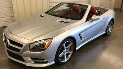 2013 Mercedes-Benz SL550 Edition 1