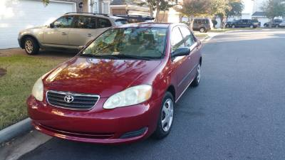 2005 Toyota Corolla CE!!!!Financing Available!!!