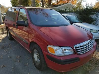 2000 Chevrolet Venture LT 1SD Pkg