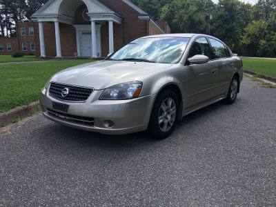2006 Nissan Altima 2.5 S !!!Financing Available!!