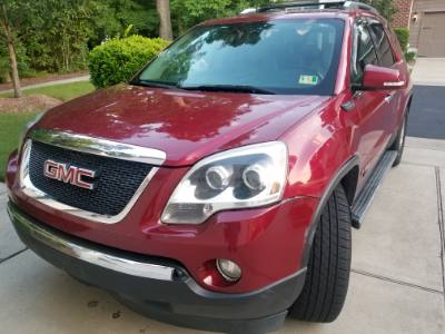 2009 GMC Acadia SLT2 !!!FInancing Available!!!