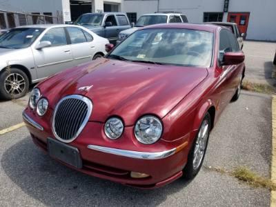 2001 Jaguar S-TYPE V6  !!!FINANCING AVAILABLE!!!