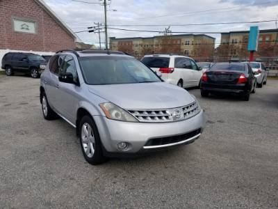 2007 Nissan Murano SL  !!!Financing Available!!!