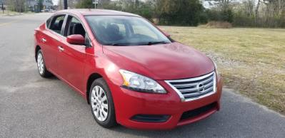 2014 Nissan Sentra S  !!!Financing Available!!!