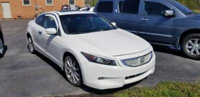 2008 Honda Accord Cpe EX-L