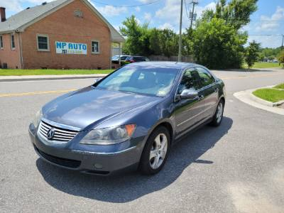 2005 Acura RL !!!Financing Available!!!