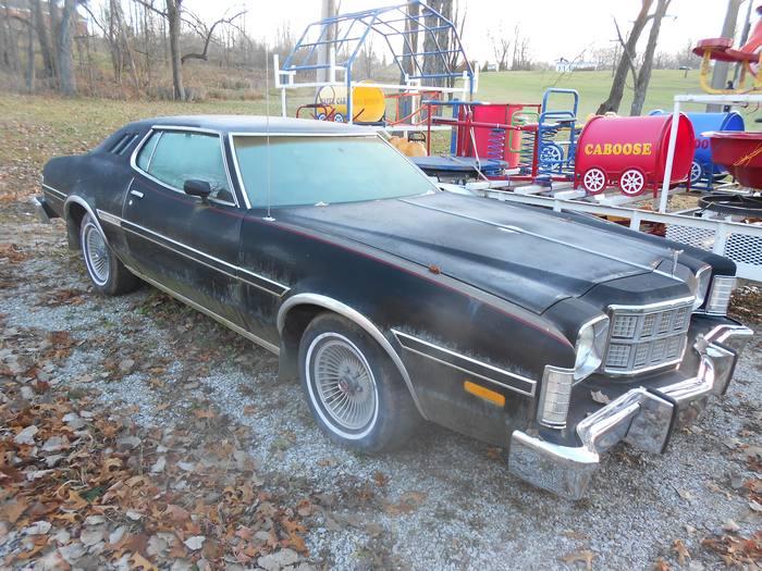 1976 Ford Torino Elite