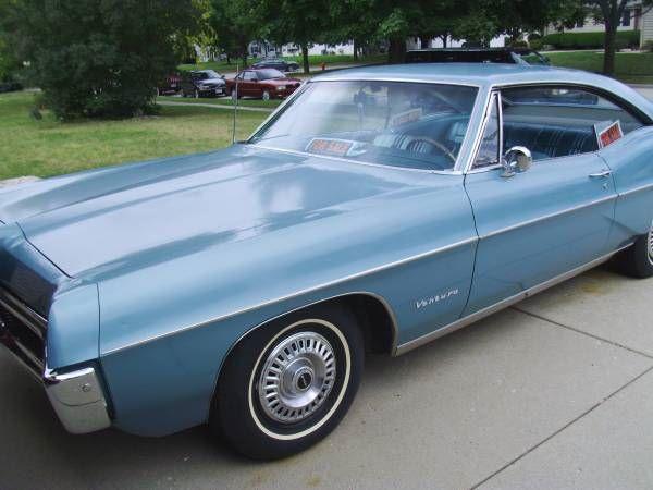 1967 Pontiac Ventura