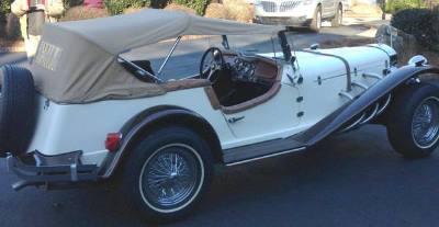 1977 Mercedes Roadster