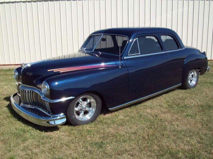 1949 DeSoto Sedan