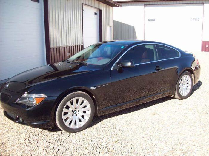 2004 BMW 645 CSI