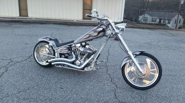 2003 American Ironhorse Chopper