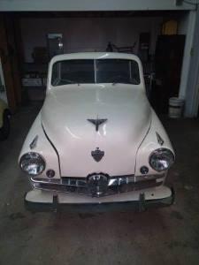 1951 Crosley Super Convertible