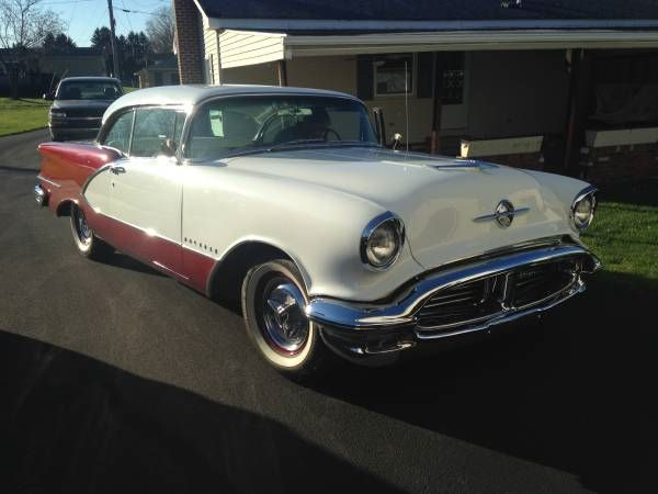 1956 Oldsmobile 98 Holiday