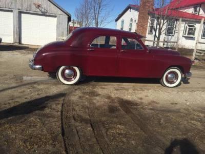1948 Kaiser Special