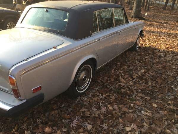 1977 Rolls Royce Silver Wrath II