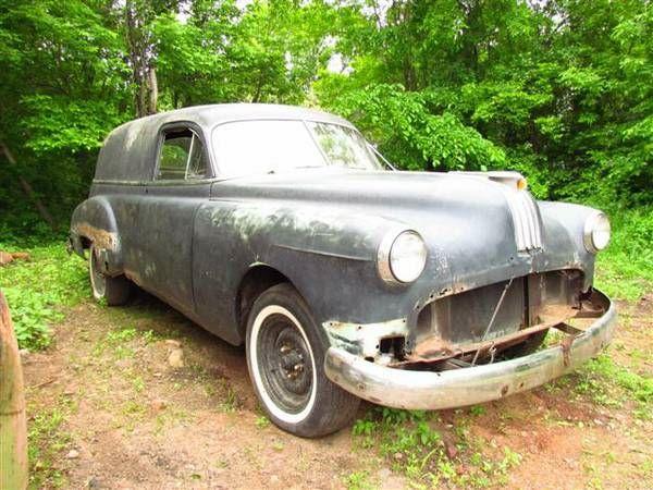 1949 Pontiac Delivery