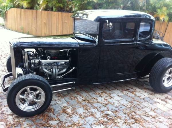 1931 Ford Coupe 2