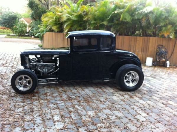 1931 Ford Coupe 4