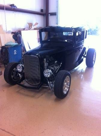 1931 Ford Coupe 5