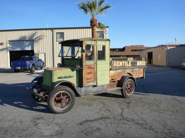 1928 Walker Electric Truck