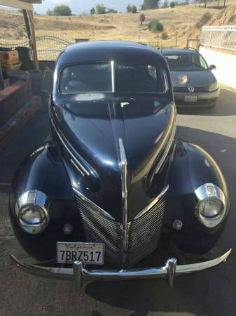 1940 Mercury Eight 2