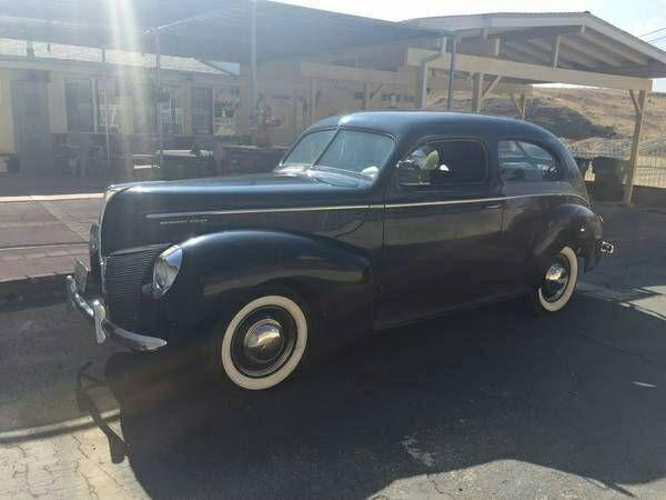 1940 Mercury Eight 3