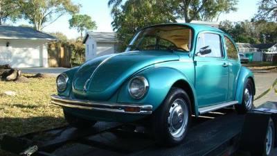 1973 Volkswagen Supper Beetle