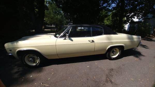 1966 Chevrolet Caprice Classic