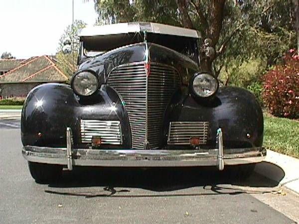 1939 Chevrolet Sedan 4