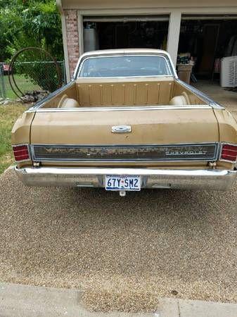 1967 Chevrolet El Camino 4